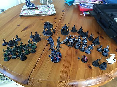 Warmachine Hordes Cryx Army Lots of Pirates