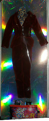 Gloss 2014 Fashion Royalty Convention Color Infusion Superfly Male Outfit