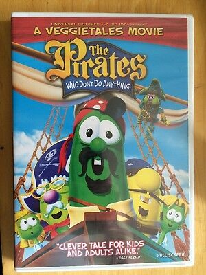 Veggie tales - The Pirates Who Don't Do Anything