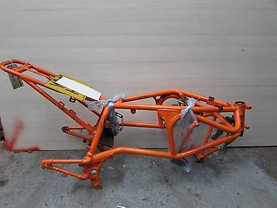 Buell M2 1200 Cyclone 2001 51 Plate Main Frame & V5 Log Book