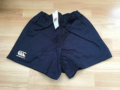 Bnwt-Canterbury Professional Short Rugby Shorts In Navy Size 34, 30 & 28