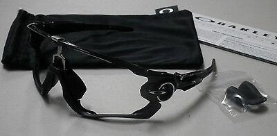Oakley Jawbreaker Polished Black Sunglasses Frame Only Oo9290-14 *authentic*
