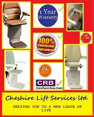 ****wow Stannah,bison Stairlifts Stairlift Stair Lift Wow****