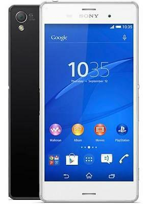 New Sony Xperia Z3 Mobile Phone Camera Phone Progs