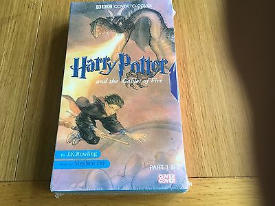 Harry Potter And The Goblet Of Fire Audio Cd