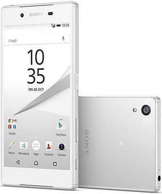 New Sony Xperia Z5 Mobile Phone Camera Phone Progs