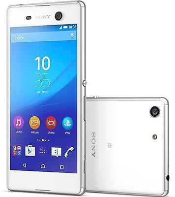 New Sony Xperia M5 Mobile Phone Camera Phone Progs