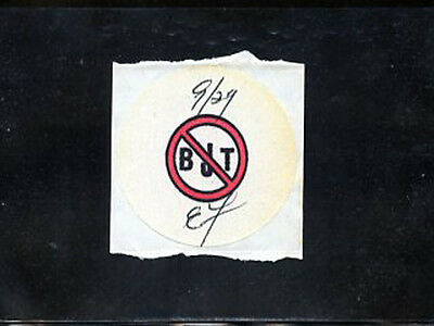 Billy Joel 1978 U.S. Tour RARE! backstage pass Sept 29 at the Spectrum Philly