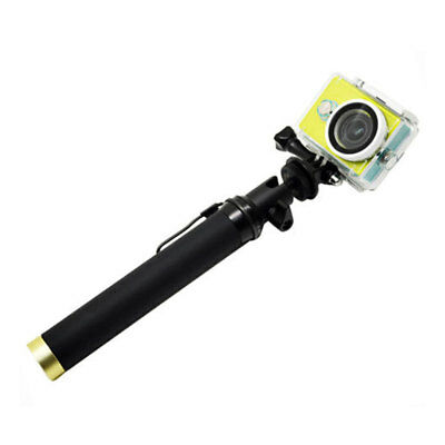 Handheld Selfie Stick Monopod for Xiaomi Yi Outdoor Action Sports Camera