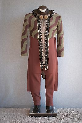 Star Trek Deep Space Nine DS9 Original Screen Used Ferengi Costume Nava