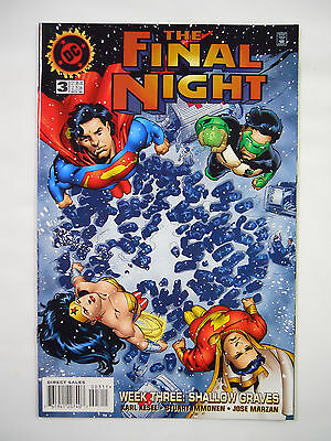 VINTAGE! DC Comics The Final Night #3 (1996)