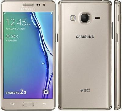 NEW SAMSUNG GALAXY Z3 Duos MOBILE PHONE CAMERA PHONE APPS