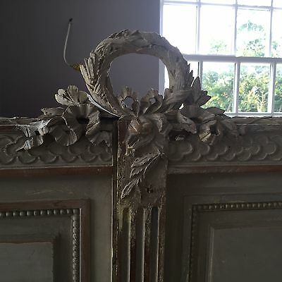 Stunning, Unique, Antique French bed