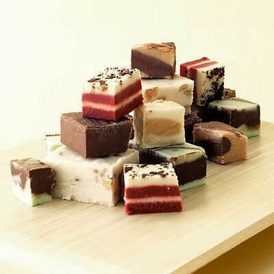 Christmas Wishes~3 pound Fresh Assorted Fudge~Holiday Favorite