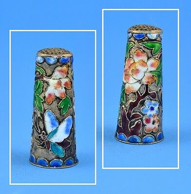 Oriental Long Nail Butterfly Thimble