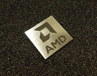 AMD Label / Logo / Sticker / Badge 25 x 25 mm [421]
