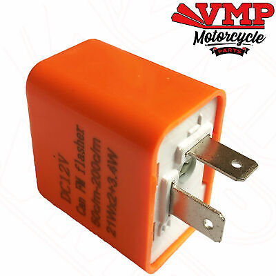 Indicator Flasher 12 Volt 2 Pin Relay for AJS CR3-125