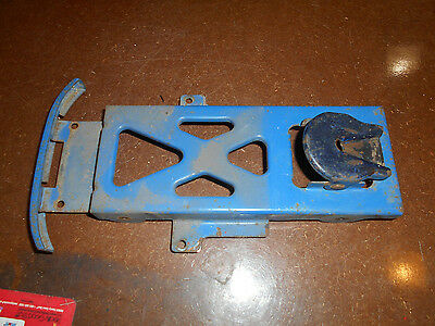 wyandotte semi truck chassis for parts