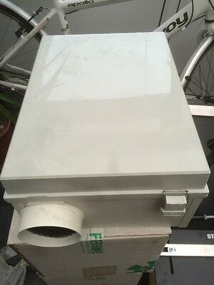 Aridair S3000LW PIV Positive input Ventilation system wall mounted Mould mildew