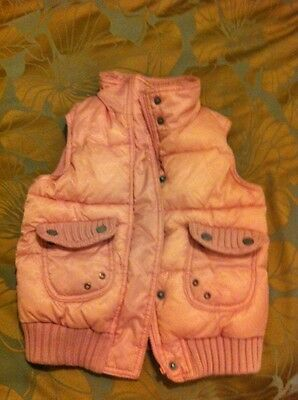 Next Age 5-6 Girls Gilet
