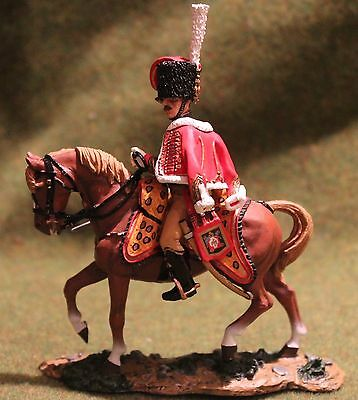 King And Country Na91 Toy Soldiers Napoleonic French Chasseur A Cheval  Britain