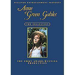 Anne of Green Gables Trilogy Box Set (DVD, 2005, 3-Disc Set) from US retailer