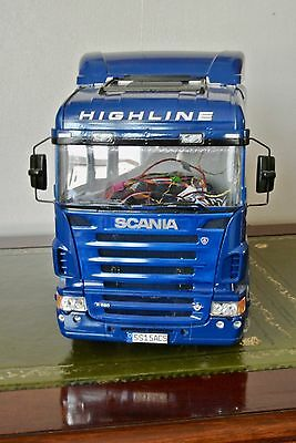 SCANIA R620 6X4 HIGHLINE 1/14 Scale TRACTOR TRUCK