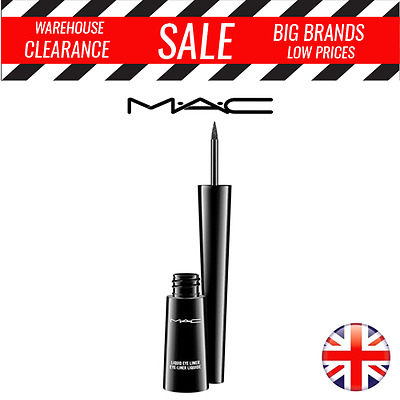 MAC Liquid Eyeliner Boot Black - BRAND NEW in a box by UK Seller