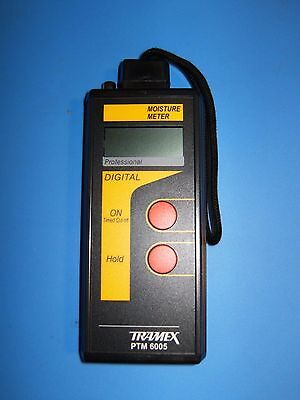 Tramex Professional Moisture Meter for Wood PTM