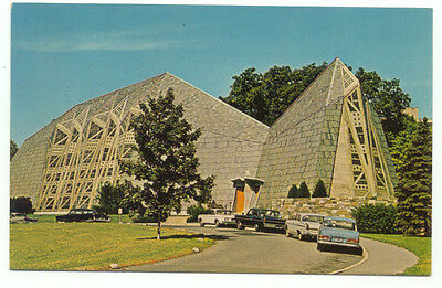 Stamford CT First Presbyterian Church Vintage Postcard  - Connecticut
