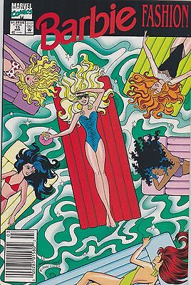 Barbie Fashion #15  Marvel 1992 Combined Shipping  Avail.