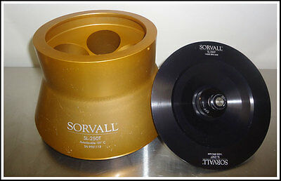 Sorvall SL-250T Rotor for Use in T21 Centrifuge