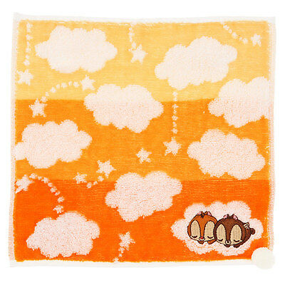 Japan Tokyo Disney Mini Hand Face Towel Baby Chip and Dale IN USA