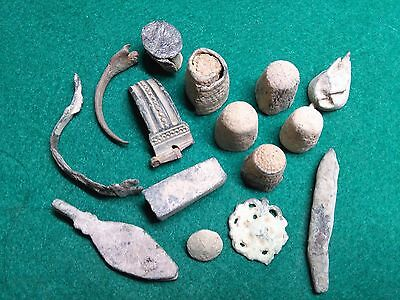 Superb big lot  antiquities of identify...