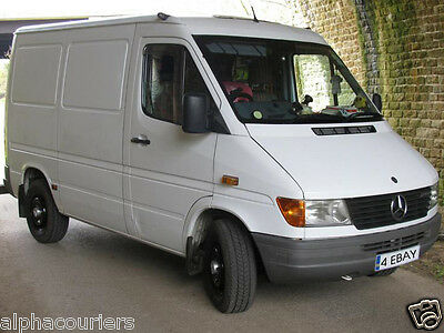 Courier man & van furniture bulky items delivery service in Guildford Surrey