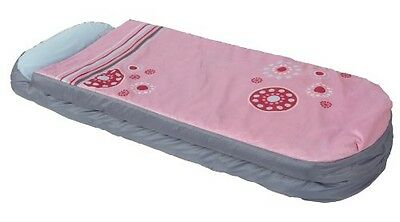Readybed ReadyBed Airbed and Sleeping Bag In One - Pink