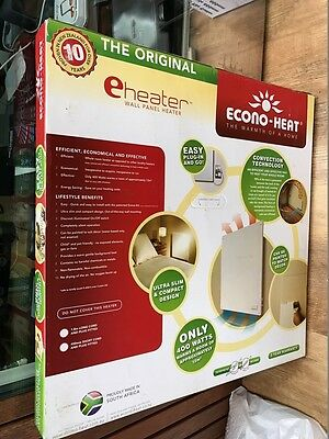 NEW 400W ECO PAINTABLE WALL PANEL HEATER eHeater (new)