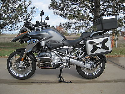 2015 BMW R-Series  2015 BMW R1200GS Water Cooled, LED, ABS, ASC, Cases, Fully Loaded, Great Deal !!