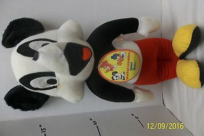 Vintage Andy Panda 1976 Walter Lantz Stuffed Toy New with Tag RARE