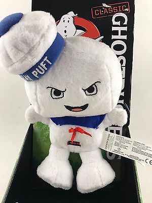 "BRAND NEW Angry 'Stay Puft' Ghostbusters 8"" Original Movie Sounds Talking Plush"
