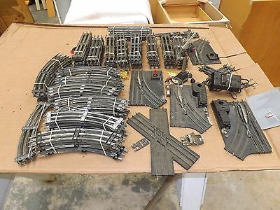 Lionel Train Track And Parts