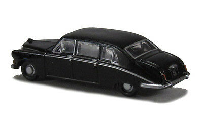 N scale Daimler DS420 Black, car, vehicle
