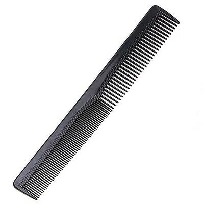 W6 New Women Men Home Salon Cutting Hair Tooth Comb Barber Hairdressing Pocket