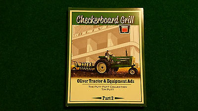 Oliver Tractor & Equipment Ads Book.....Part 2