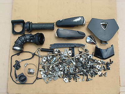 Piaggio Fly 150 Ie 2014 Mod Bolts And Bits