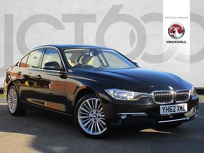 2012 BMW 3 Series 320d Luxury 4dr Step Auto Automatic Saloon