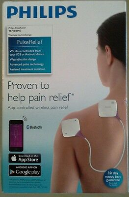 Philips Pulse Relief TENS/EMS wireless Electrotherapy PR3840