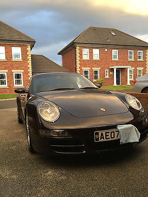 Porsche 911 Carrera 2 S Black