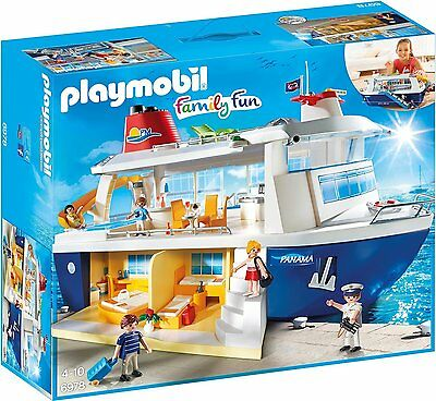 Playmobil 6978 NEW BIG CRUISE SHIP   NEW / SEALED  AUGUST 2016