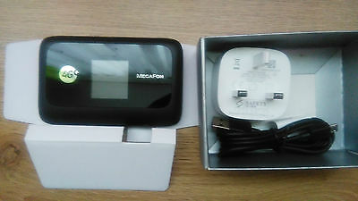 Unlocked New Zte Mf910 150Mbps 4G Lte Hotspot Mobile Broadband Router Wifi Wi-Fi